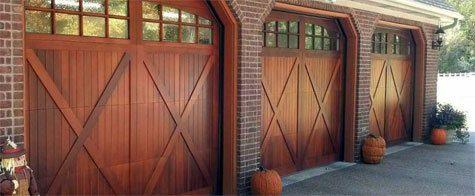 Pennington garage door install