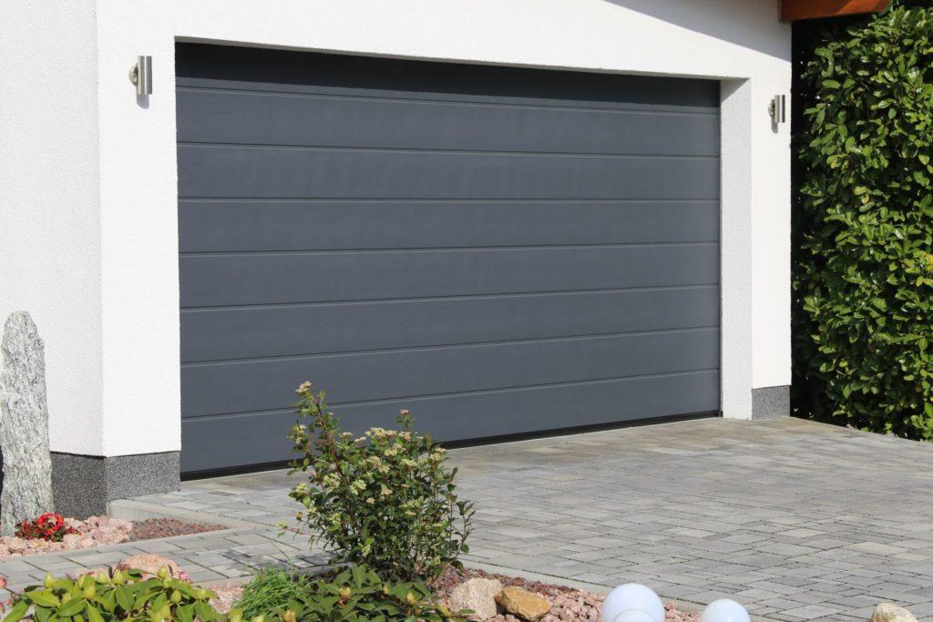 Penndel garage door install